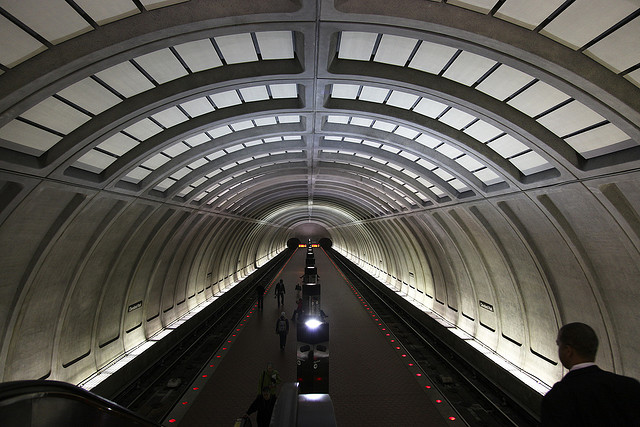Another Perk of Living at The Maxwell: The Nearby Metro Lets You Easily Explore D.C.