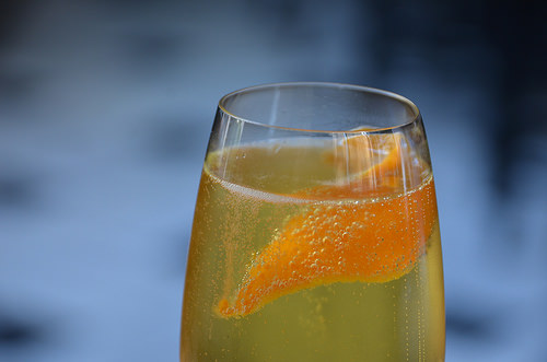 Sip Mimosas for Brunch or Wine for Happy Hour at Grand Cru Wine Bar & Bistro