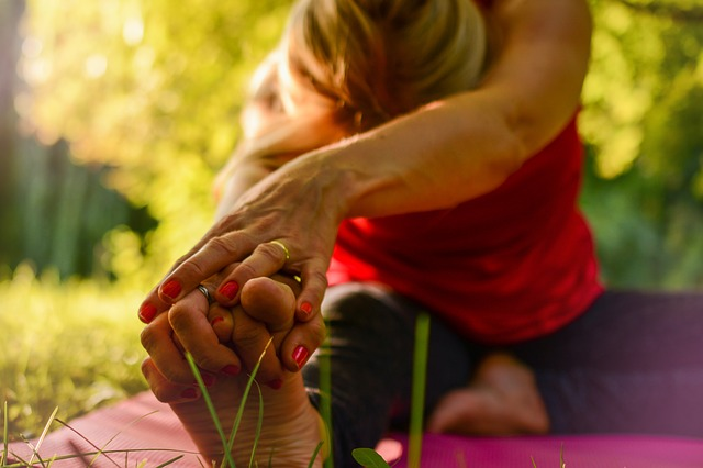 Enjoy a Slow, Relaxing Flow at Down Dog Yoga
