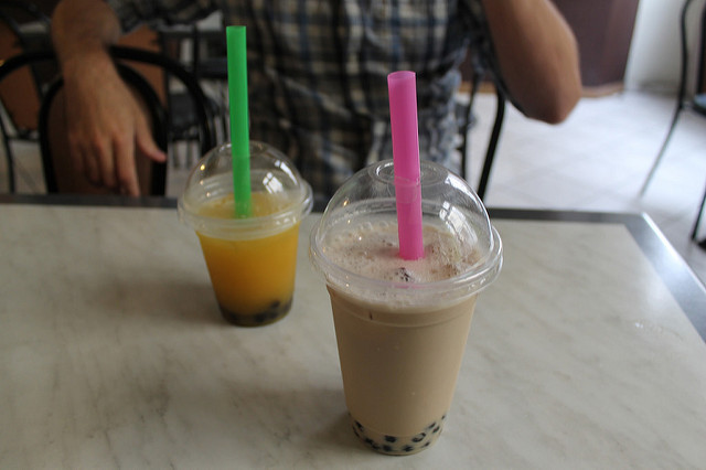 Experience the Art of Bubble Tea Kung Fu Tea