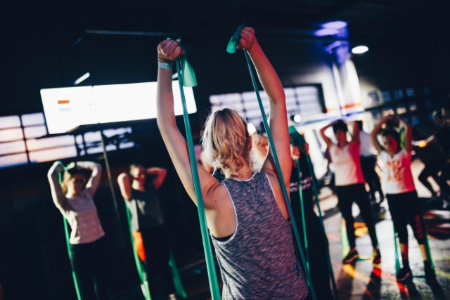 Break a Sweat at Ballston Crossfit