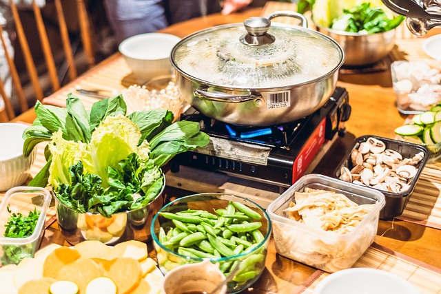 Riverside Hot Pot Bar: A High-Tech Approach to Asian Cuisine