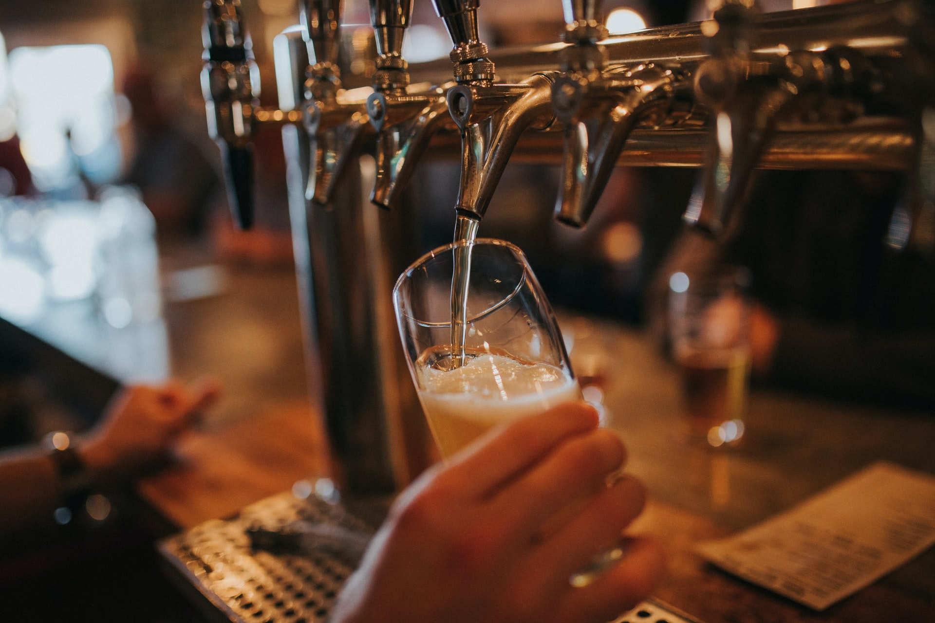 Don't Miss Friday Night Flights at New District Brewery